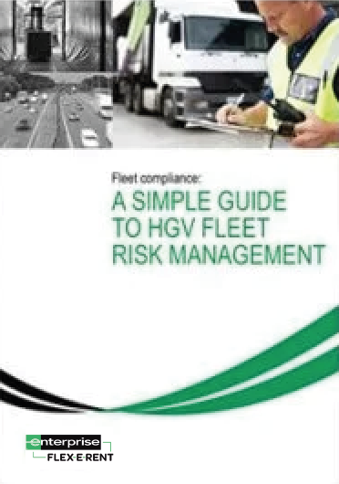 Download our simple guide to HGV fleet risk management