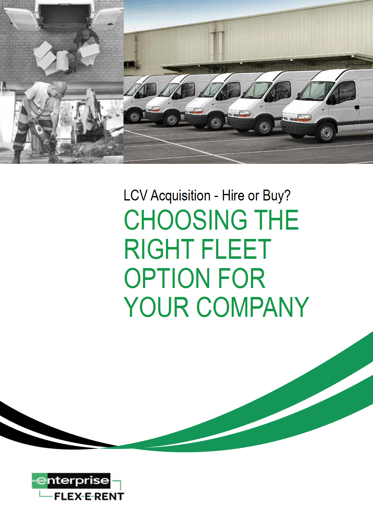 LCV Acquisition - Hire or Buy? Choosing the right fleet option for your company