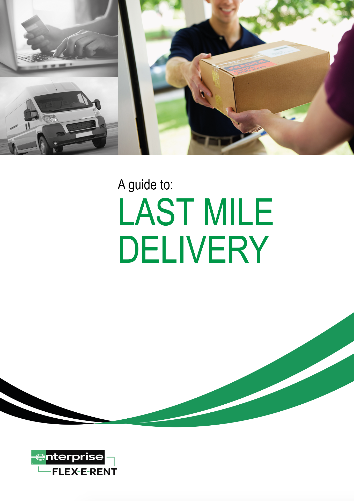 Last mile delivery cover
