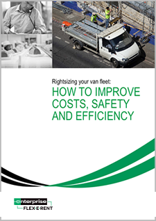 Download our guide on rightsizing your van fleet