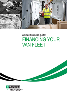 Download our small business guide to financing your van fleet