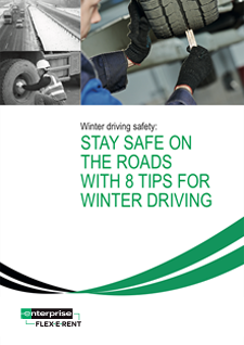 Our guide to winter driving safety shares 8 tips for the winter