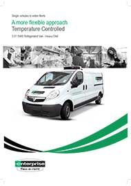 3.0T SWB Refrigerated Van – Heavy Chill
