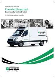 3.5T LWB Refrigerated Van – Heavy Chill