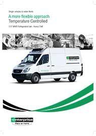 3.5T MWB Refrigerated Van – Heavy Chill