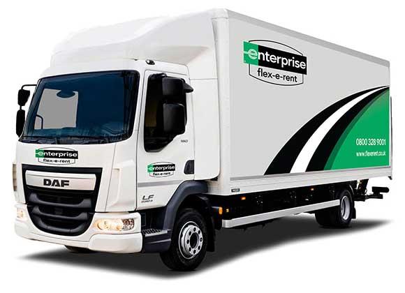 Truck Hire Leeds